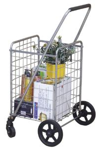 wellmax grocery cart